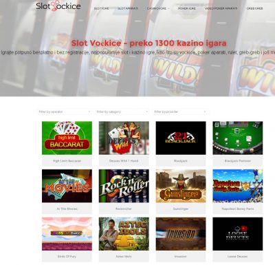 free casino igre