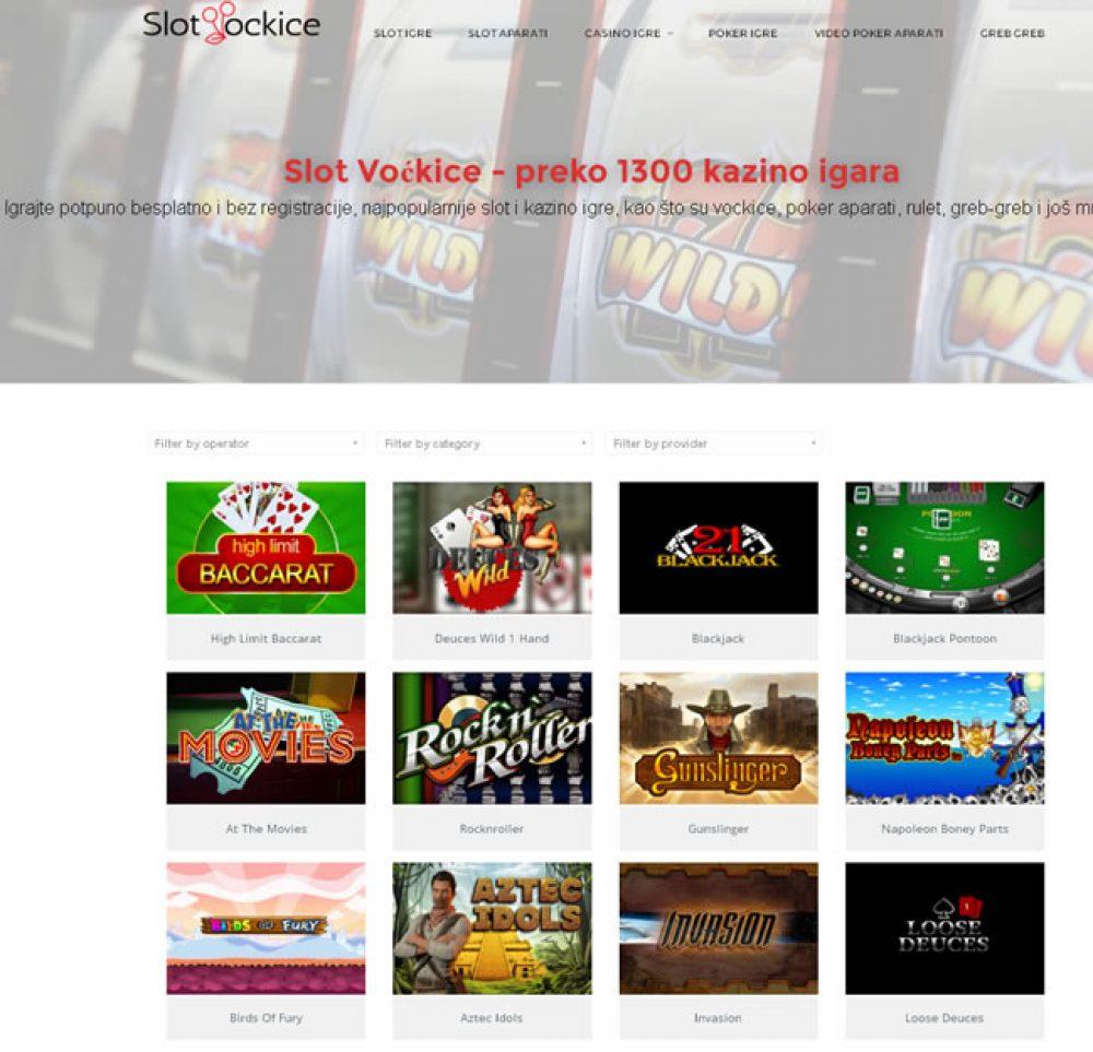besplatne casino igre