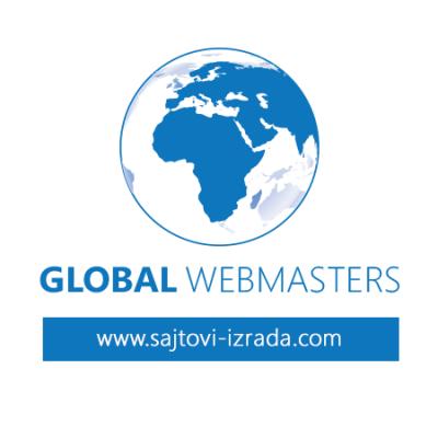Izrada sajta – Global Webmasters