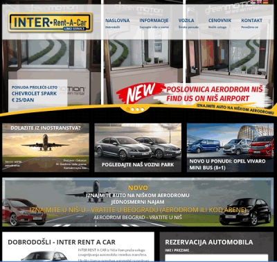 Inter Rent A Car Niš