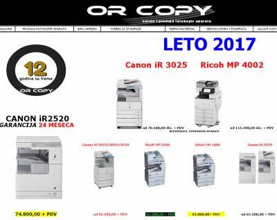 OR COPY Servis fotokopir aparata i stampaca