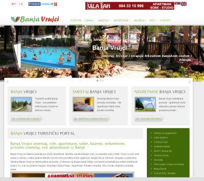 Banja Vrujci Turistički Portal