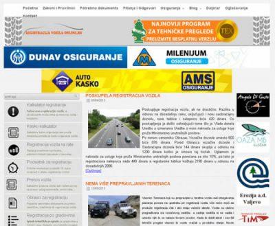 Registracija Vozila Online