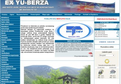 Ex Yu-Berza