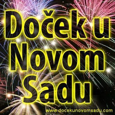 Doček Nove Godine u Novom Sadu