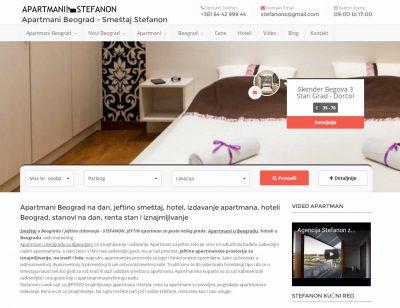 Apartmani Beograd Stefanon