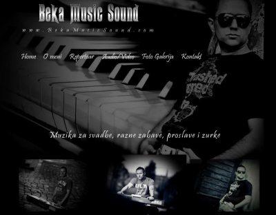 Beka Music Sound – Muzika za svadbe i proslave