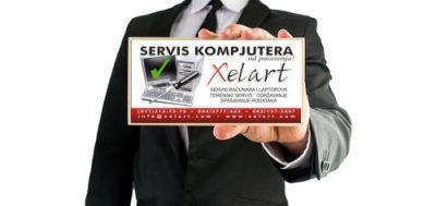 Servis kompjutera Xelart