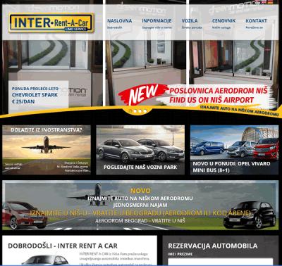 Inter Rent A Car Niš