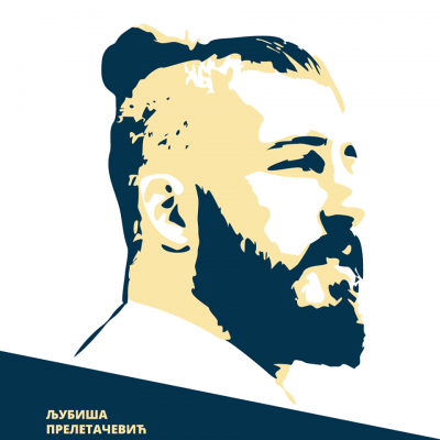 Ljubiša Preletačević Beli – Luka Maksimović