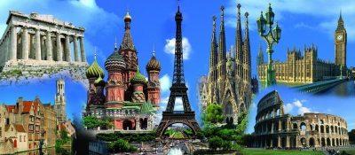 gradovi evrope Evro-Turs