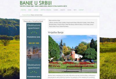 Banje u Srbiji – Spa, Wellness & Smeštaj Srbije